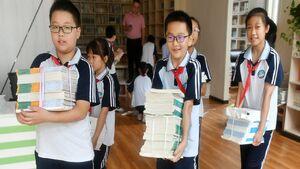 لباس هوشمند برای دانش آموزان