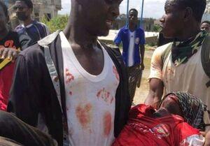 حمله نیروهای امنیتی نیجریه به راهپیمایی اربعین حسینی(ع) +عکس