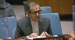 تخت روانچی: شورای امنیت اسرائیل را وادار به پایان تجاوز به سوریه کند