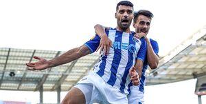 لیگ قهرمانان اروپا  طارمی در ترکیب پورتو مقابل لیورپول+عکس