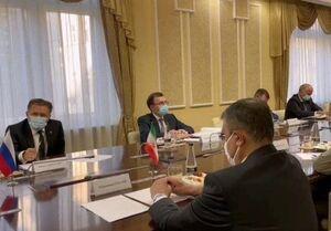 رایزنی ایران و روسیه درباره توسعه همکاری های هسته ای صلح آمیز