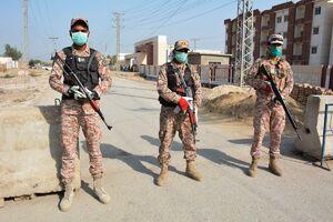 درگیری تروریستها با ارتش پاکستان ۱۱ کشته برجای گذاشت