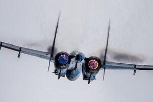 پرنده جاسوس نیروی هوایی آمریکا در تور پدافند هوایی روسیه - کراپشده