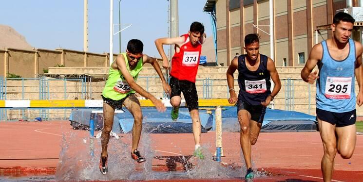 هزینههای بی ثمر برای مسابقات درجه ۳/ دوومیدانی ایران در بیراهه
