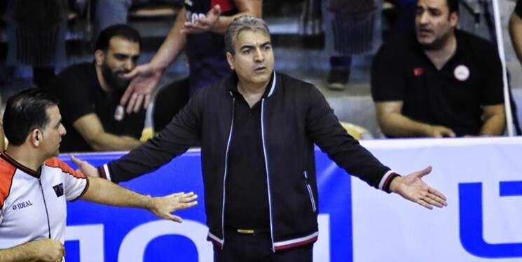قحط الرجال در بسکتبال ایران