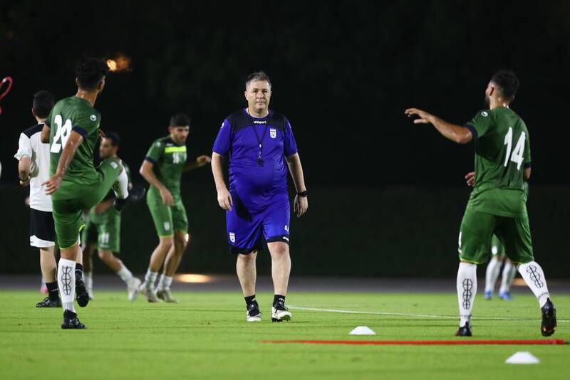 اسکوچیچ: با حضور کیروش و ویلموتس فشار عجیبی را تحمل کردم/ بعد از جام جهانی میتوانم به پیشنهاداتم فکر کنم