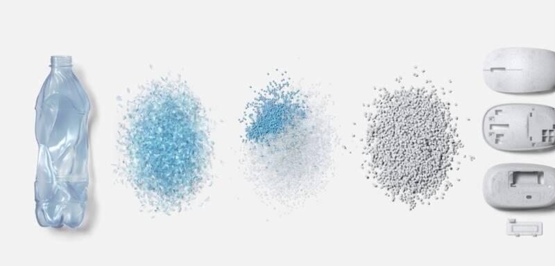 ماوس بازیافتی مایکروسافت معرفی شد +عکس