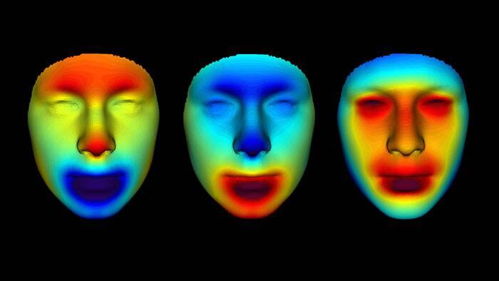 چهرهی سه مومیایی مصری بهصورت سهبعدی بازسازی شد