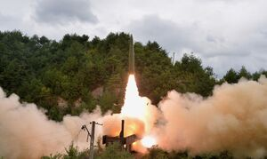 آزمایش موشک هایپرسونیک جدید از سوی پیونگ یانگ