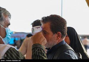 عکس/ تست کرونا و کنترل زائران در مرزها