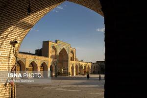 عکس/ یکی از اماکن دیدنی و باشکوه شهر قزوین