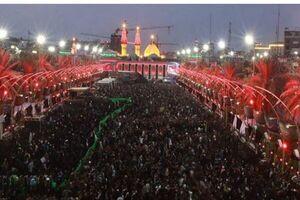 شمار زائران اربعین حسینی (ع) به ۱۷ میلیون نفر رسید