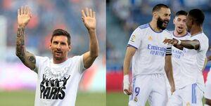 مقایسه عملکرد مسی و بنزما دو رکورددار گلزنی لیگ قهرمانان +عکس