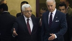 بایدن ملاقات با محمود عباس در سازمان ملل را رد کرد