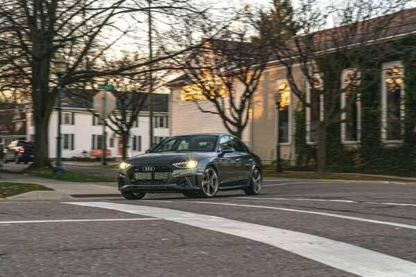 ابتکاری جدید در طراحی جدیدترین خودروی آئودی +عکس