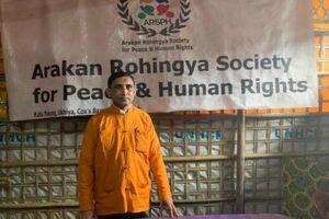 قتل رهبر محبوب پناهجویان روهینگیایی در بنگلادش