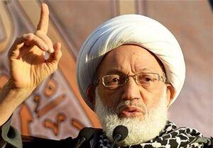 واکنش شیخ عیسی قاسم به سفر لاپید به بحرین