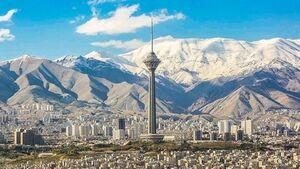 آغاز روند کاهشی دمای تهران از فردا