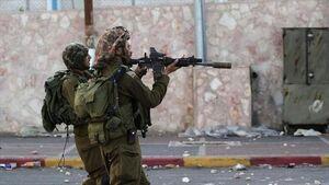 پلیس صهیونیستی دو فلسطینی را به ضرب گلوله به شهادت رساند