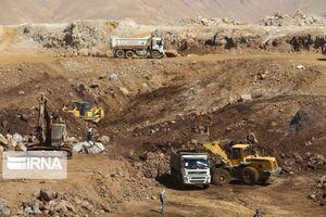 یک معدن طلا در گناباد شناسایی شد