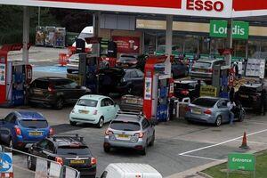 ارتش انگلیس برای حل بحران سوخت فراخوانده شد
