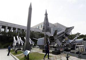 کره شمالی یک موشک جدید ضدهوایی آزمایش کرد