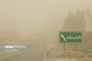 عکس/ طوفان در منطقه سیستان