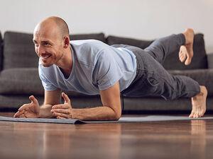 ورزش در خانه موجب کاهش افسردگی دوران پاندمی کرونا میشود