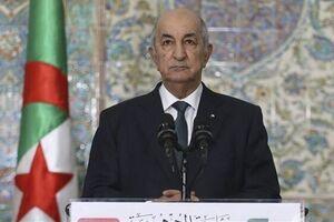 اعتراض ریاست جمهوری الجزائر به اظهارات ماکرون