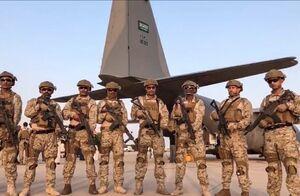 مرکز عملیات ویژه جاسوسی انگلیس در خاک یمن / فعالیتهای گسترده اطلاعاتی و آموزش نظامی به نیروهای سعودی در یک فرودگاه متروکه +تصاویر