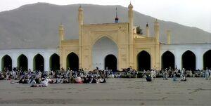 انفجار در ورودی مسجد کابل؛ ۸ کشته و ۲۰ زخمی