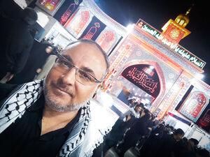 عاقبت نگرانی مدافعحرم برای خانوادهاش +عکس