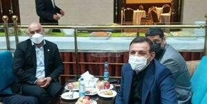 جزئیات دیدار سرپرست پرسپولیس با رئیس فدراسیون فوتبال