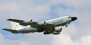 پرواز هواپیماهای جاسوسی آمریکا و انگلیس اطراف دژ موشکی روسیه
