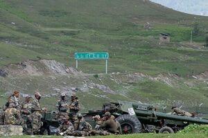 بازگشت تنش در مرز چین و هند با افزایش استقرار نظامیان دو کشور