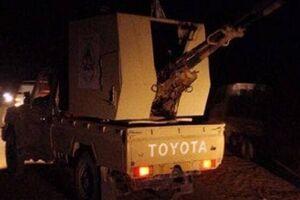 الحشدالشعبی حمله تروریستهای داعش را در شرق صلاحالدین دفع کردند