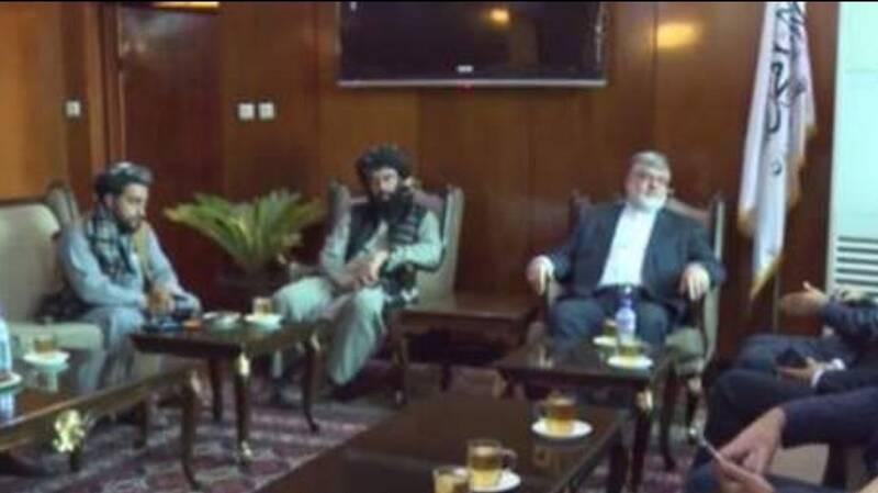 سفر استاندار خراسان رضوی به افغانستان