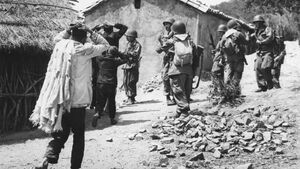 الجزایر: ۵.۶ میلیون نفر در استعمار فرانسه کشته شدهاند