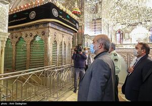 عکس/ سفر وزیرکشور به شیراز