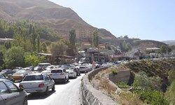 محدودیت ترافیکی جادههای شمال و محورهای پرتردد تا ۱۷ مهر