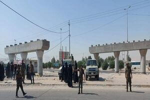 جزییات طرح امنیتی حشد شعبی ویژه ۲۸ صفر در نجف اشرف