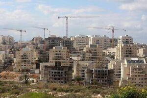 صهیونیستها ۱۰ هزار واحد مسکونی در کرانه باختری میسازند