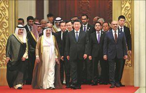 """سرنوشت شیخنشینان خلیج فارس در «جنگ سرد» آمریکا و چین / آیا کشورهای عربی منطقه به سمت راهبرد """"نگاه به شرق"""" میروند؟"""