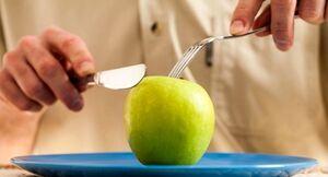 هشدار در مورد خوردن سیب ترش