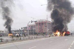 ۱۸ کشته و زخمی بر اثر انفجار بمب در افغانستان