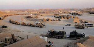 خروج سه تیپ نظامی آمریکا از پایگاه عینالاسد