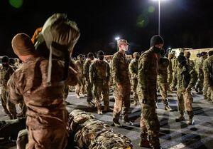 """فرار تروریستهای سنتکام از """"در مخفی"""" فرودگاه کابل"""