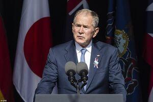 راز بازگشت طالبان در کتاب ۱۰ سال قبل جرج بوش