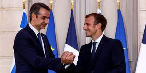 تصویب معاهده دفاعی مشترک یونان و فرانسه