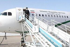 رئیس جمهور بوشهر را ترک کرد